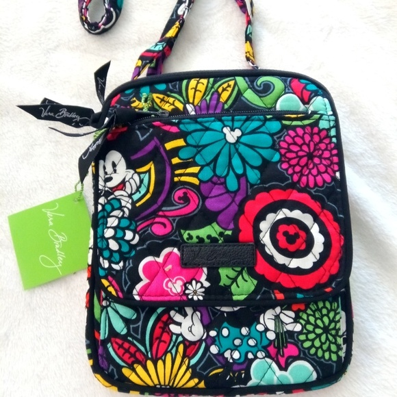 Disney Magical Blooms mini hipster Vera Bradley 2fc0729ff311b